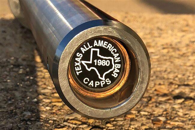 Buddy Capps Texas All American Bar