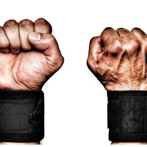 MANIMAL Wrist Wraps