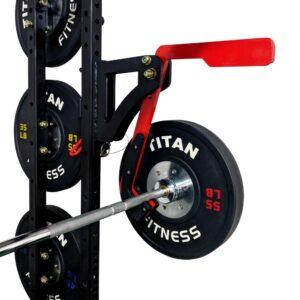 Titan Adjustable Monolift Rack Mounted Attachment