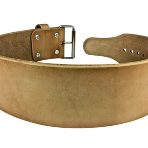 Dominion 4-Inch Single Ply Leather Belt