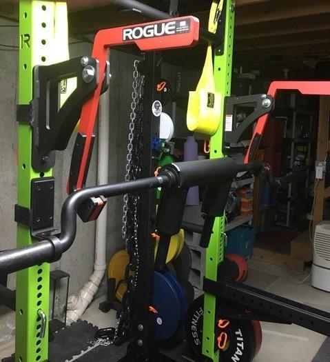 Rogue Monster Monolift Attachment