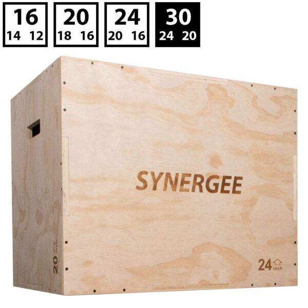 iheartsynergee 3-in1 Plyo Box