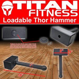 Titan Loadable Thor Hammer