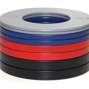 Serious Steel Olympic Fractional Plates