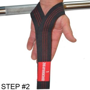 Fit Four Ultimate Weightlifting Straps