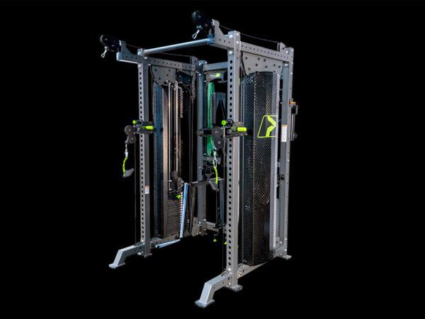 Prime Prodigy HLP Selectorized Rack