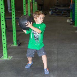 FringeSport Kid's Medicine Ball V4