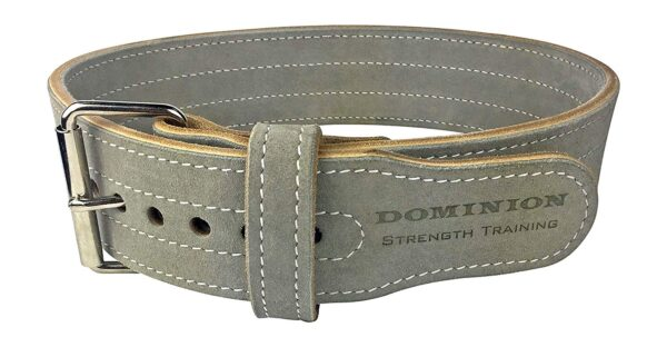 Dominion 3-Inch Leather Weightlifting Belt