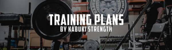 Kabuki Strength Custom Training Plan