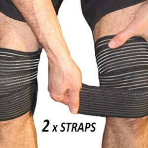 Armstrong Amerika Knee Wraps