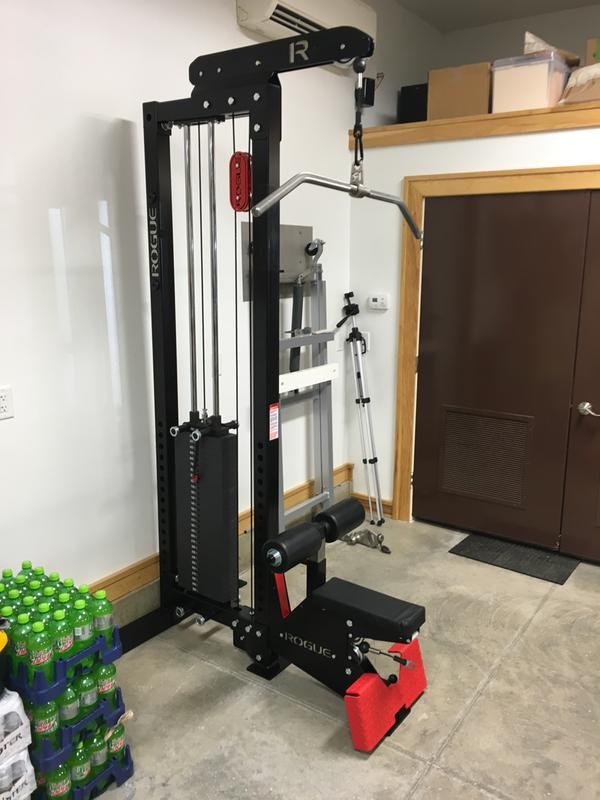 Rogue Monster Lat Pulldown/Low Row