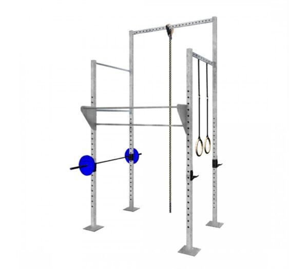 Get RXd Galvanized Outdoor Titan Rig