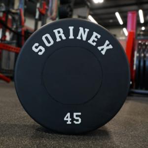Sorinex Armor Series Urethane Dumbbells