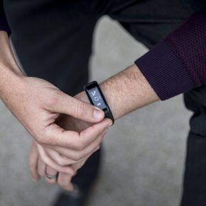 Garmin vvosmart HR Activity Tracker