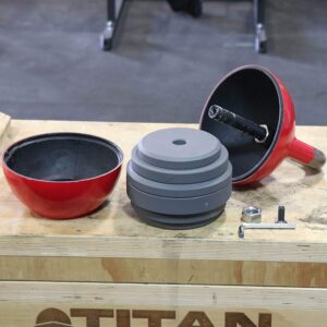 Titan Adjustable Competition Style Kettlebell