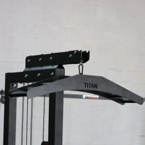 Titan Multigrip Lat Pull Down Attachment