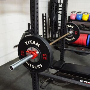 Titan Blues City Olympic Barbell