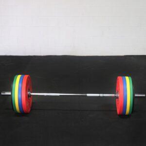 Titan Urethane LB Bumper Plates