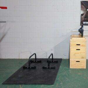 Titan Bolt-Together Parallette Set