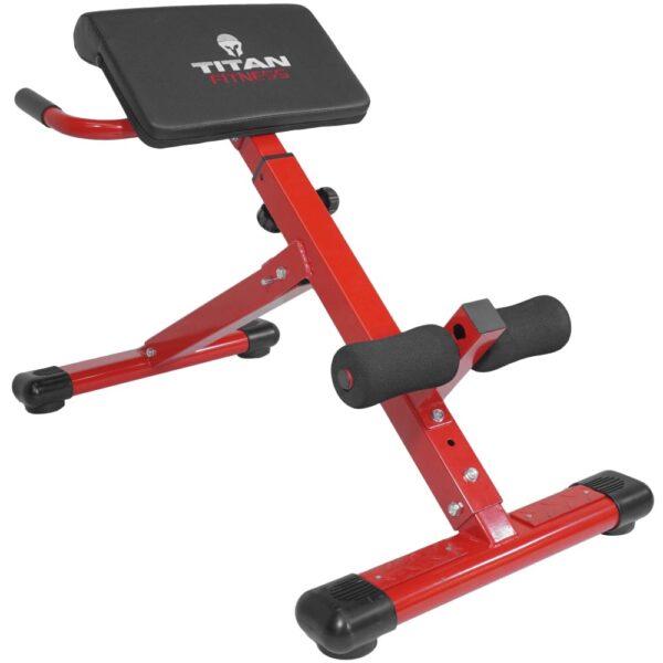 Titan Hyper/Back Extension Ab Bench