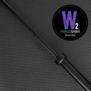 FringeSport Women's Wonder Bar V2 15KG Barbell