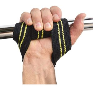 Grip Power Pads Triangle Quick Lifting Wrist Straps