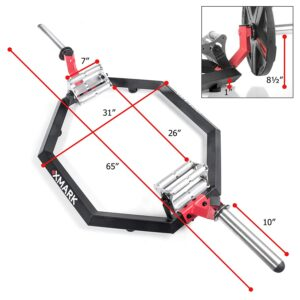 XMark Commercial Olympic Trap Bar