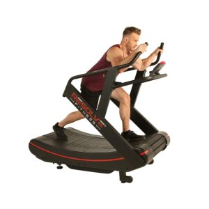 Resolve Fitness Reactive Runner Treadmill