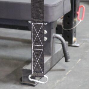 Titan Rack Mounted Wrist Roller