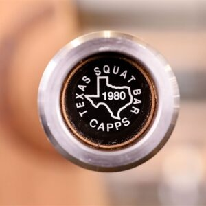 Buddy Capps Texas Squat Bar