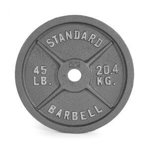 CAP Barbell Olympic 2-Inch Weight Plate