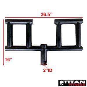 Titan Neutral Grip Viking Press Handle