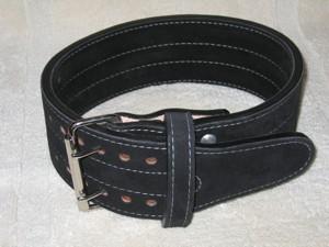 Best Belts Athlete Suede Powerlifting Belt