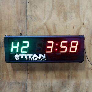 Titan Gym Timer