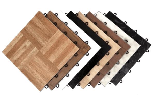 Rubber Flooring Inc Modular Grid-Loc Tile