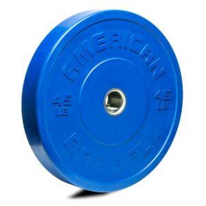 American Barbell Color LB Sport Bumper Plates