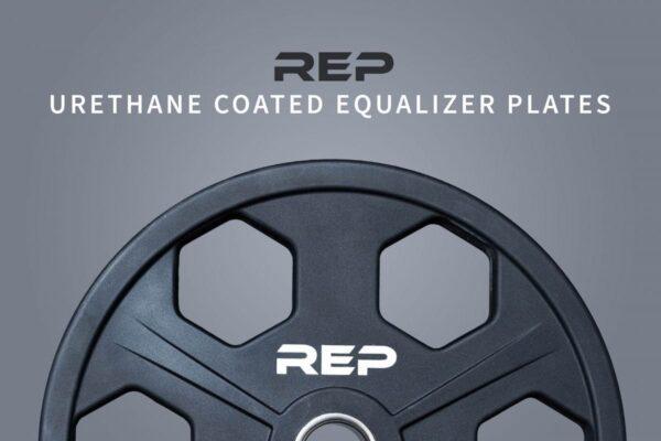REP Urethane Coated Equalizer Plates