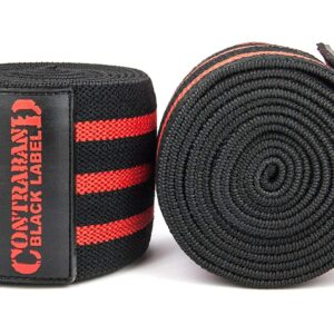 Contraband Classic Knee Wraps