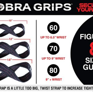 Grip Power Pads Figure 8 Lifting Straps