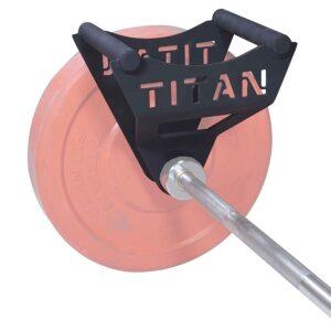 Titan Parallel Handle for Landmine