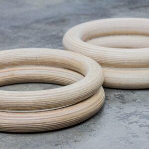 Rep Wood Gymnastic Rings