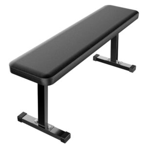 Yaheetech Utility Flat Weight Bench