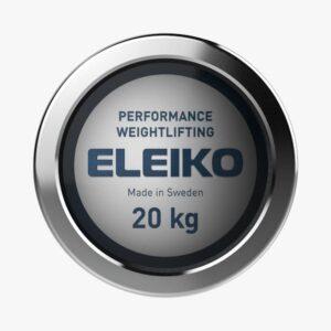 Eleiko Performance Weightlifting Bar, NxG 20KG