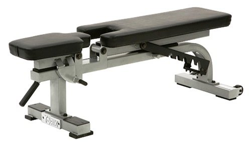 York ST 0-90 Degree Flat to Incline Bench