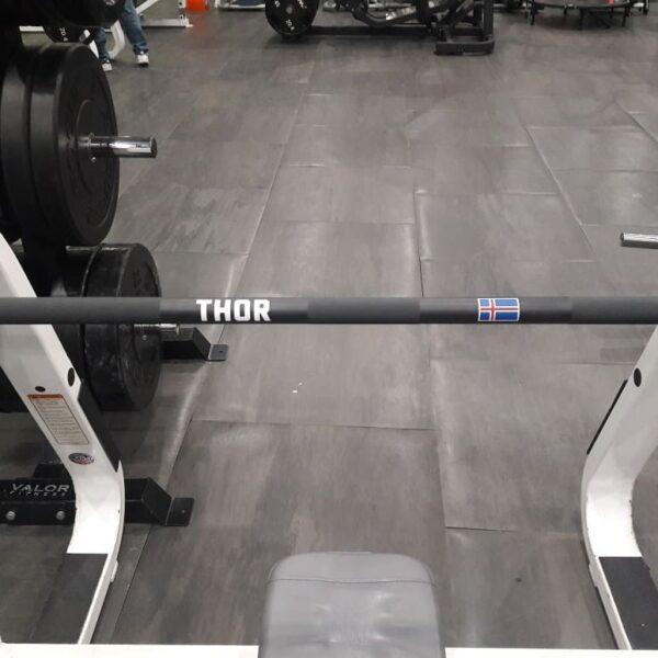 Rogue Athlete Cerakote Power Bar - Thor Edition
