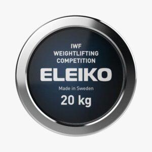 Eleiko IWF Weightlifting Competition Bar, NxG 20kg Men