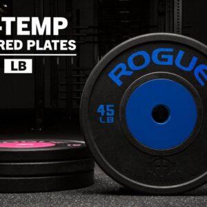Hi-Temp Competition Bumper Plates