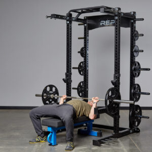 Rep HR-5000 Half Rack