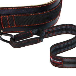 Dark Iron Fitness Leather Dip Belt