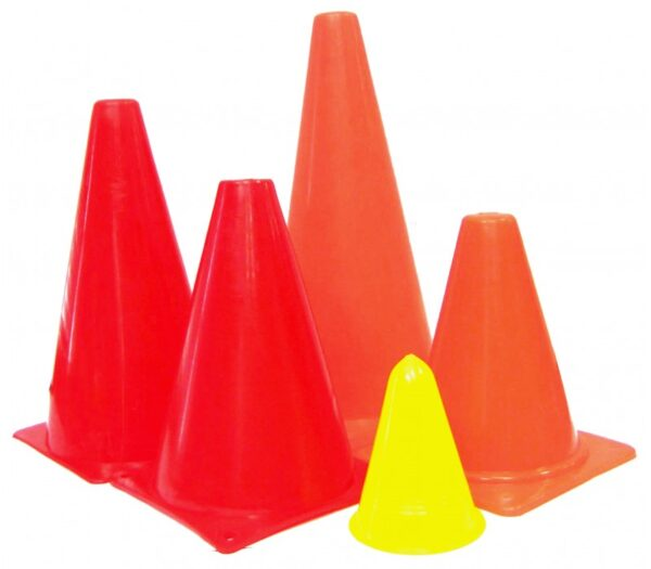 Get RXd Cone Markers